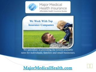 Cheapest  Medical Insurance Plans