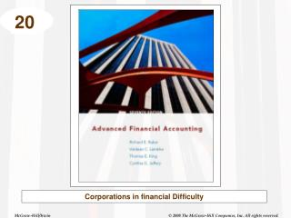 Companies in Financial Difficulty