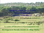 Le centre d  ducation   l Environnement et de         D veloppement Durable EEDD du village M diar