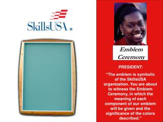 Download an animated version of the SkillsUSA Emblem Ceremony ...