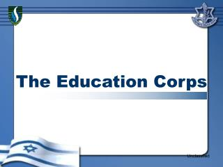 The Education Corps