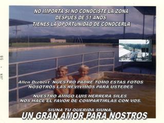 NO IMPORTA SI NO CONOCISTE LA ZONA DESPUES DE 51 A OS  TIENES LA OPORTUNIDAD DE CONOCERLA