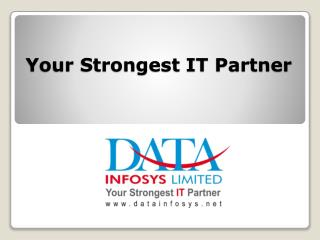 Your Strongest IT Partner