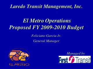 Laredo Transit Management, Inc.