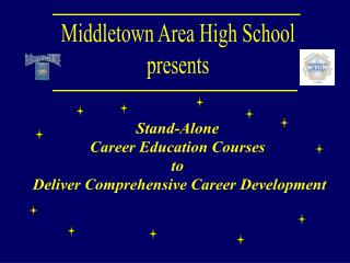 Middletown Area High School presents