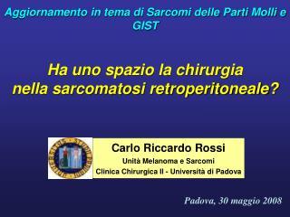 Padova, 30 maggio 2008