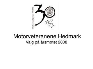 Motorveteranene Hedmark