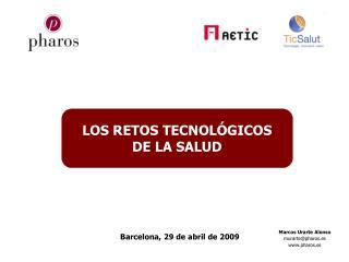 LOS RETOS TECNOL GICOS DE LA SALUD