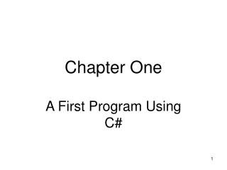 Visual C Sharp   File I