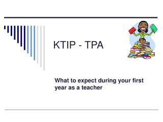 KTIP - TPA