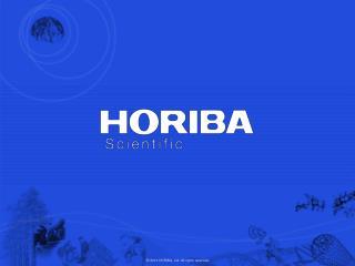2010 HORIBA, Ltd. All rights reserved.