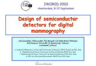 Design of semiconductor detectors for digital mammography