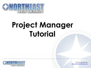 Project Manager Tutorial