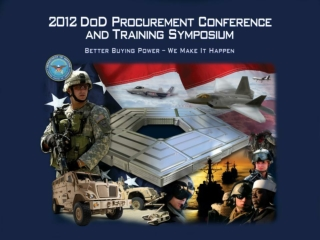 Defense Logistics Agency Standardization Conference