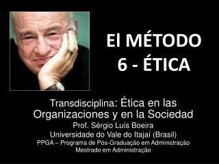 El M TODO 6 -  TICA