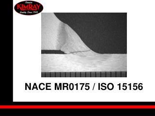 NACE MR0175