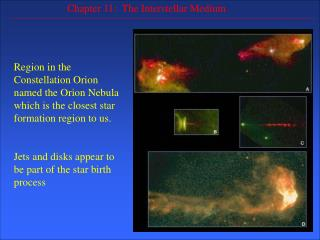 ISM presentation slides