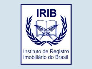 XXXVIII ENCONTRO NACIONAL IRIB