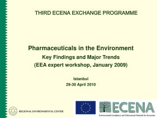 THIRD ECENA EXCHANGE PROGRAMME