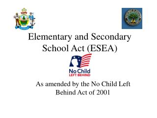 Elementary and Secondary School Act ESEA