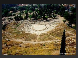 TH ATRON   Lo spazio teatrale nel mondo antico