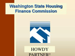 Homeownership Housing Summit - PowerPoint from May 1