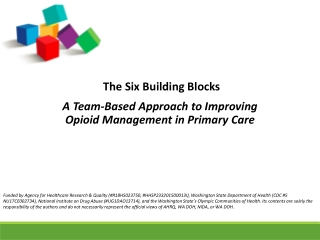 Oregon s Prescription Monitoring Program PDMP