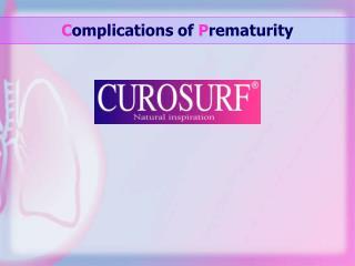 Complications of Prematurity