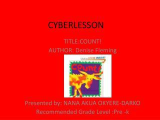 CYBERLESSON