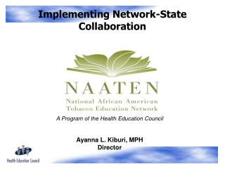 Implementing Network-State Collaboration