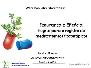 Workshop sobre fitoter picos