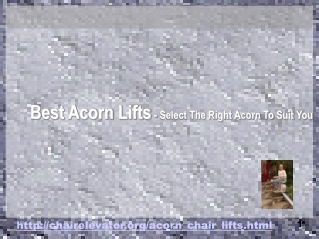 Are Acorn Lifts The Best?