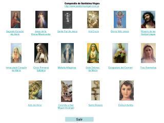 Compendio de Sant sima Virgen santisimavirgen.ar