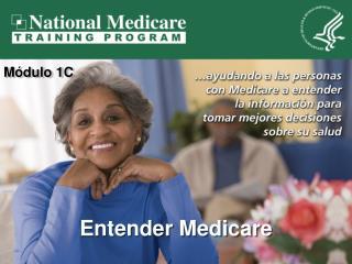 Entender Medicare