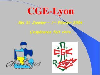 CGE-Lyon