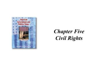 Chapter Five Civil Rights