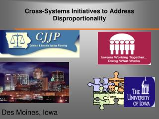 Cross-Systems Initiatives to Address  Disproportionality