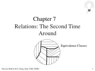 Relations: The Second Time Around
