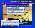 Joint Theater Missile Defense