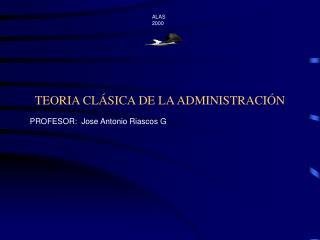 TEORIA CL SICA DE LA ADMINISTRACI N