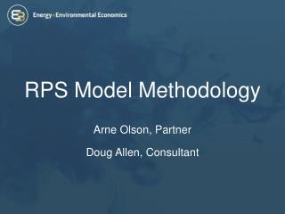 RPS Model Methodology