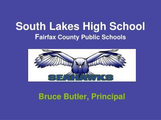 South Lakes High School Fairfax County Public Schools