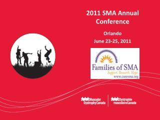 2011 SMA Annual Conference