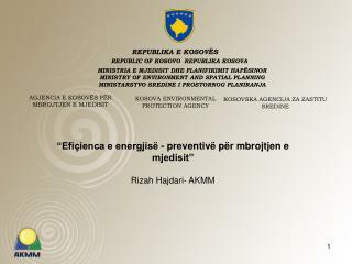 REPUBLIKA E KOSOV S
