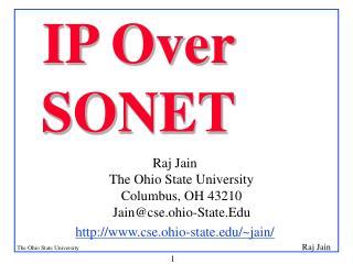 IP Over SONET