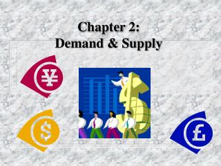 Chapter 2: Demand  Supply
