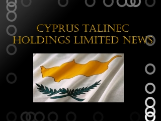 cyprus talinec holdings limited news: Bank of Cyprus posts 1