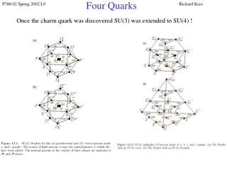 Four Quarks