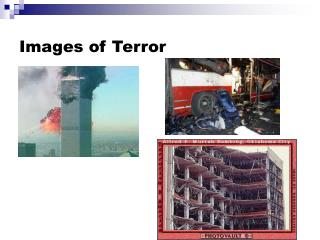 Images of Terror Terrorism and Globalization
