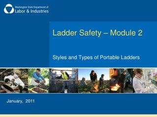 Ladder Safety   Module 2